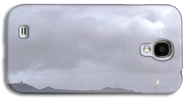 Minotaur Galaxy S4 Case - Minotaur Iv Lite Launch by Science Source