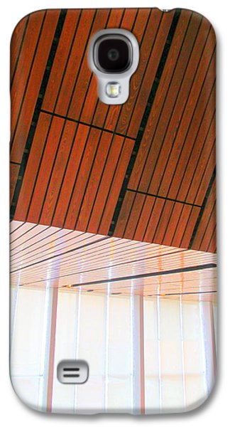 Mint Ceiling 2 Galaxy S4 Case by Randall Weidner
