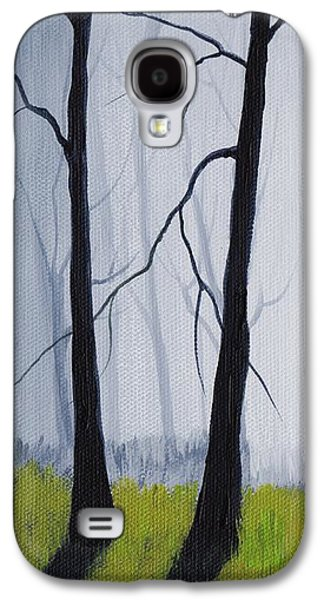 Misty Forest Galaxy S4 Case by Anastasiya Malakhova
