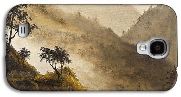 Misty Hills Galaxy S4 Case