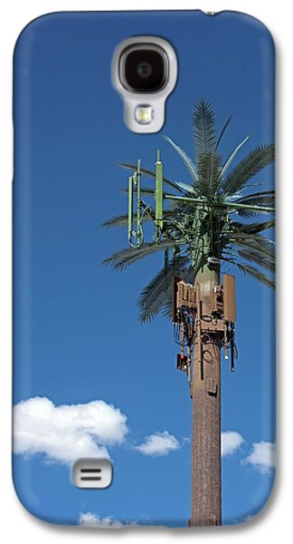 Mobile Phone Communications Tower Galaxy S4 Case
