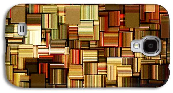 Modern Abstract Xxiii Galaxy S4 Case