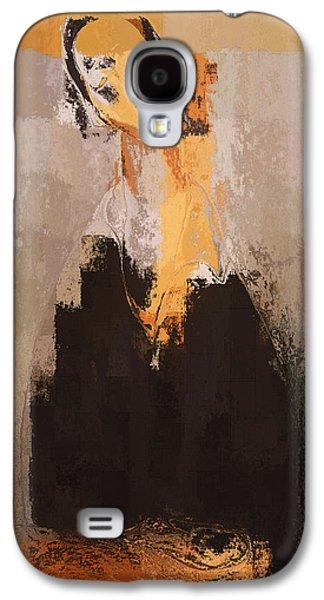 Modern From Classic Art Portrait - 088a Galaxy S4 Case