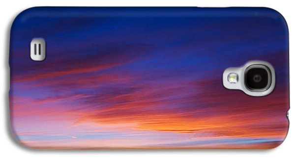 Mogollon Rim Afterglow Galaxy S4 Case