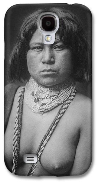 Mohave Woman Circa 1903 Galaxy S4 Case