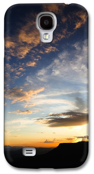Mollogon Rim Twilight Galaxy S4 Case