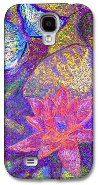Meditation, Moment Of Oneness Galaxy S4 Case