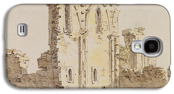 Monastery Ruins Galaxy S4 Case