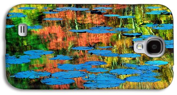 Monet Reflection Galaxy S4 Case