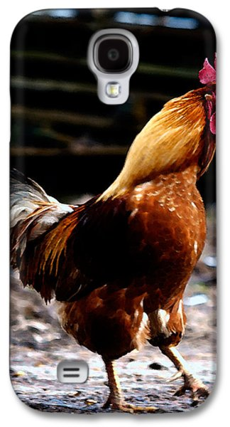 Monsieur Coq Galaxy S4 Case
