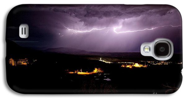 Monsoon Horizontal Lightning Galaxy S4 Case