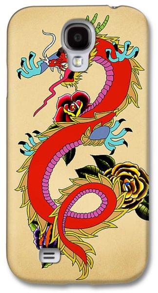 Monster Dragon  Galaxy S4 Case
