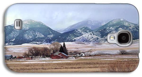 Montana Ranch - 1 Galaxy S4 Case