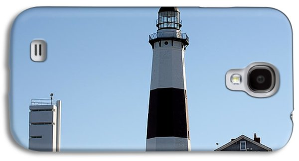 Montauk Lighthouse As Seen From The Beach Galaxy S4 Case