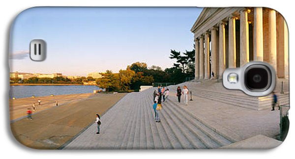 Monument At The Riverside, Jefferson Galaxy S4 Case by Panoramic Images