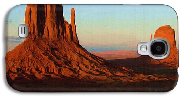 Monument Valley 2 Galaxy S4 Case by Ayse Deniz