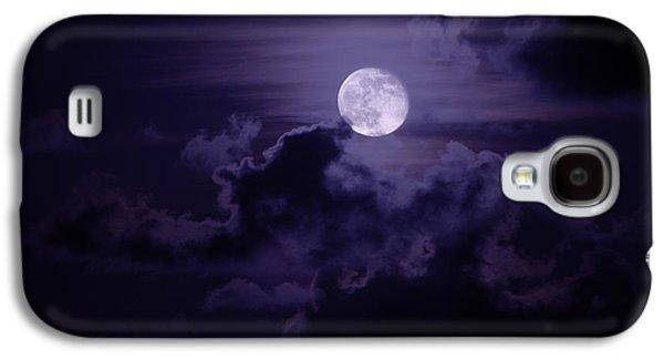 Moody Moon Galaxy S4 Case