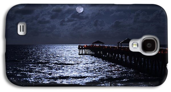 Moon And Sea Galaxy S4 Case
