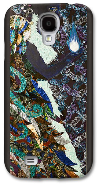 Moon Guardian - The Keeper Of The Universe Galaxy S4 Case