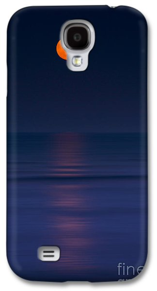 Moonar Galaxy S4 Case by Marco Crupi