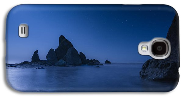 Moonlight Blue Galaxy S4 Case