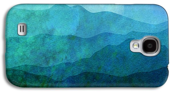 Moonlight Hills Galaxy S4 Case