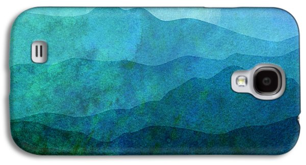 Mountain Galaxy S4 Case - Moonlight Hills by Gary Grayson