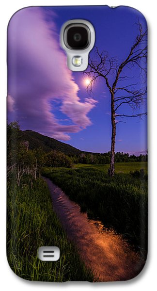 Moonlight Meadow Galaxy S4 Case by Chad Dutson
