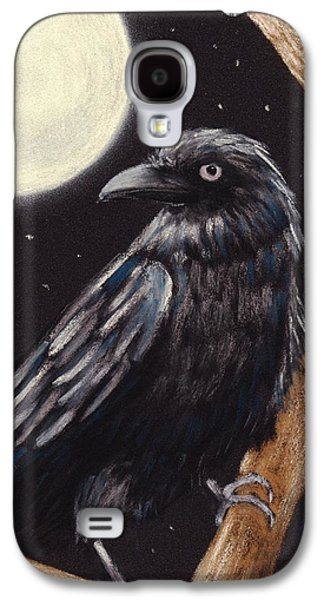 Moonlight Raven Galaxy S4 Case