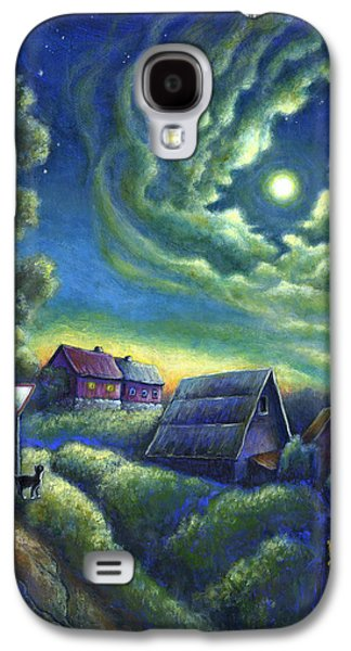 Moonlit Dreams Come True Galaxy S4 Case