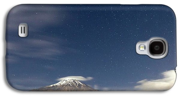 Moonlit Night At Mount Damavand Galaxy S4 Case by Babak Tafreshi