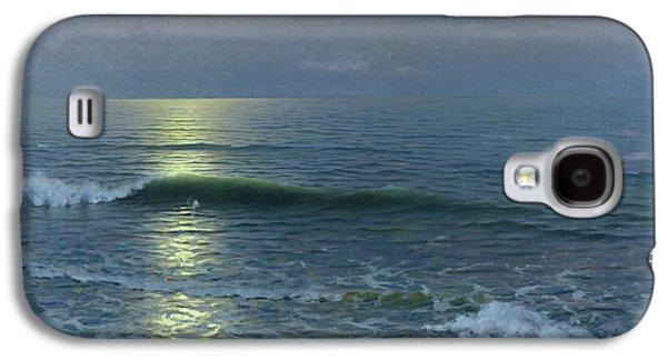 Moonrise Galaxy S4 Case by Guillermo Gomez y Gil