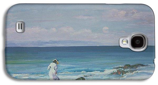 Moonrise Galaxy S4 Case by Sir John Lavery