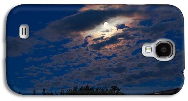 Moonscape Galaxy S4 Case by Robert Bales