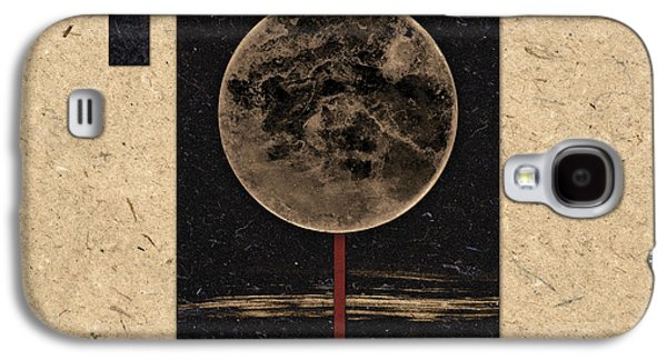 Moonset Galaxy S4 Case by Carol Leigh