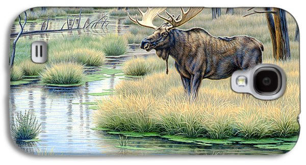 Moose Country Galaxy S4 Case by Paul Krapf