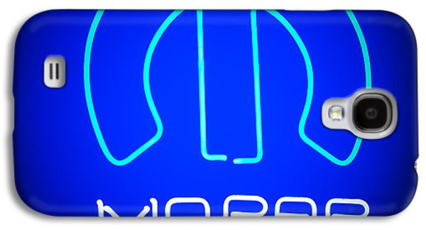 Mopar Neon Sign Galaxy S4 Case