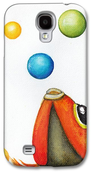 More Bubbles Galaxy S4 Case by Oiyee At Oystudio