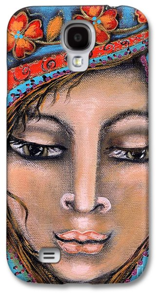 Morganna Galaxy S4 Case by Maya Telford