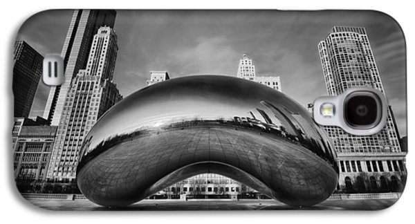 Morning Bean In Black And White Galaxy S4 Case by Sebastian Musial