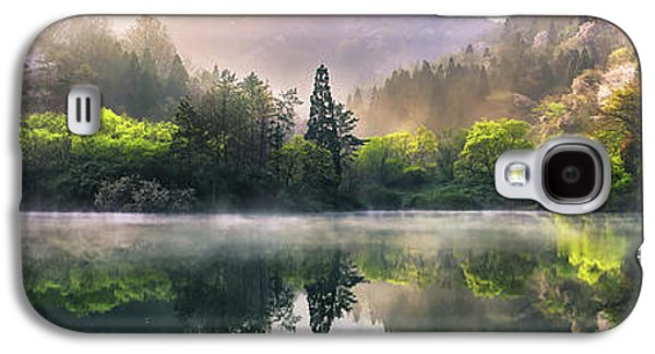 Morning Calm Galaxy S4 Case