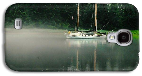 Morning Fog Galaxy S4 Case by Robert Bales