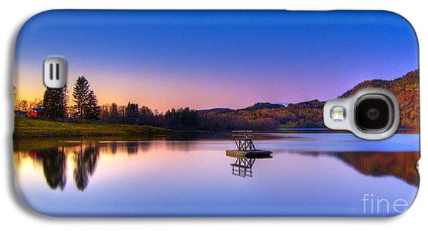 Morning Glory.. Galaxy S4 Case by Nina Stavlund
