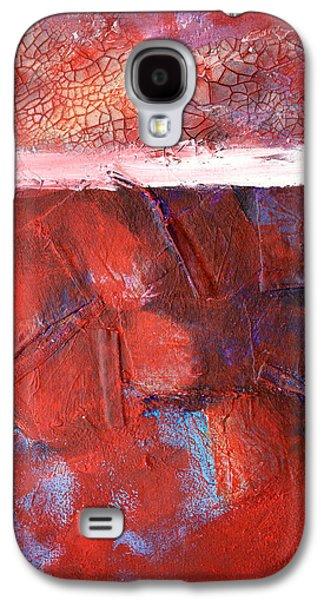 Morning Grit Galaxy S4 Case by Nancy Merkle