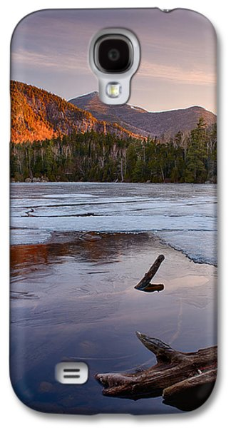Morning Light On Whiteface Mountain Galaxy S4 Case