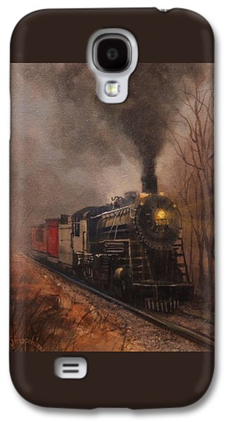 Morning Mist Soo Line 1003 Galaxy S4 Case
