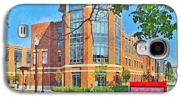 Student Union. The Ohio State University Galaxy S4 Case