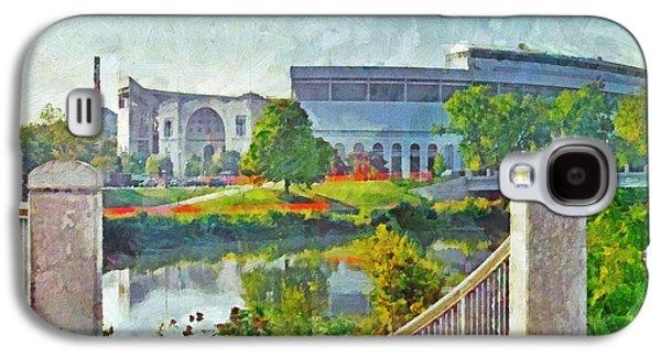 The Horseshoe By Morning Light. The Ohio State University Galaxy S4 Case