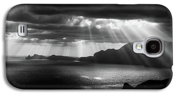 Sun Rays Galaxy S4 Case - Morning Rays by Artfiction (andre Gehrmann)
