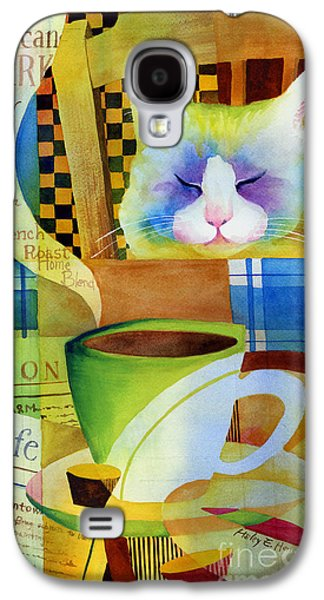 Morning Table Galaxy S4 Case